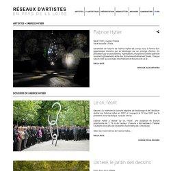 Fabrice HYBER - Réseaux d'artistes en Pays de la Loire