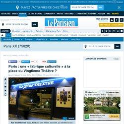 Presse : L e Parisien 10 nov 2015