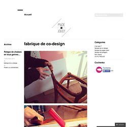 fabrique de co-design
