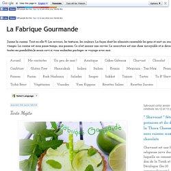 La Fabrique Gourmande: Tarte Mojito