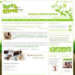 Fabriquer son sirop de bourgeons de pin pour l'hiver : Vert-Citron