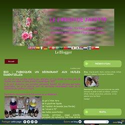 BIO : FABRIQUER UN DEODORANT AUX HUILES ESSENTIELLES - blog de jardin, fleurs, cochons d'inde, tortues Hermann, oiseaux Coucoupé et Mandarin