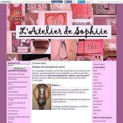 Fabriquer son mannequin de couture - L'Atelier de Sophiie