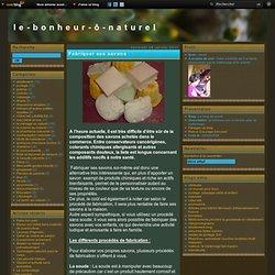 Fabriquer ses savons - Le blog de sarah