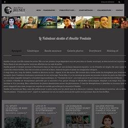 Le Fabuleux destin d'Amélie Poulain (site officiel)