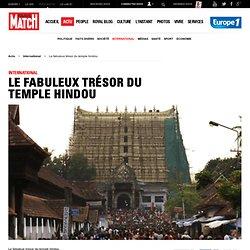 Un trésor de 14 milliards d'euros découvert dans un temple indien