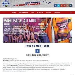 FACE AU MUR - Party & Expo