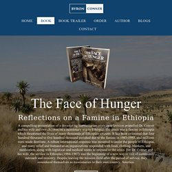 The Face of Hunger by DR. BYRON CONNER