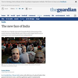 The new face of India