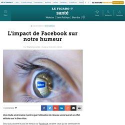 L'impact de Facebook sur notre humeur