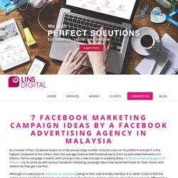 Facebook advertising agency Malaysia