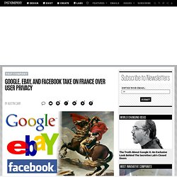 Ebay+Google+FB vs France !