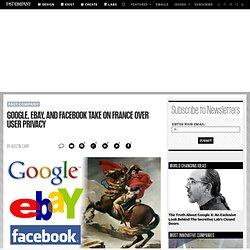 Ebay+Google+FB vs France !