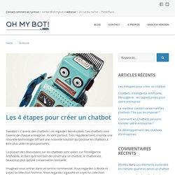 facebook – Oh my Bot ! Agence de création de chatbots