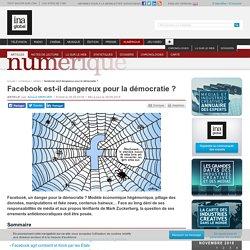 Facebook est-il dangereux pour la démocratie ?