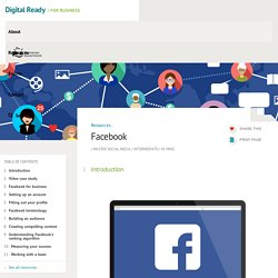 Facebook - Digital Ready