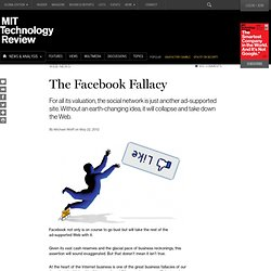 The Facebook Fallacy