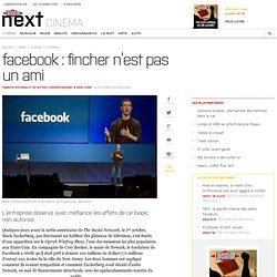 Facebook : Fincher n'est pas un ami