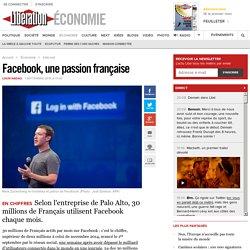 Facebook, une passion française