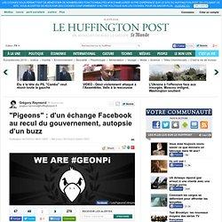 """""""Pigeons"""" : d'un échange Facebook au recul du gouvernement, autopsie d'un buzz"""