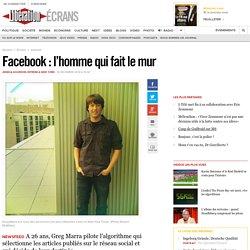 Facebook : l'homme qui fait lemur