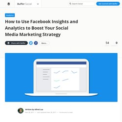 Facebook Insights: The Beginner's Guide to Facebook Analytics