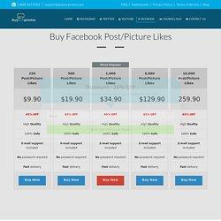 Buy Facebook Likes - buyourpromo.com