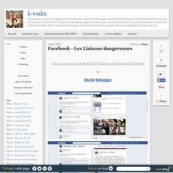 Facebook - Les Liaisons dangereuses