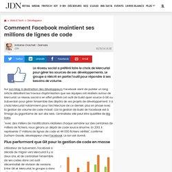 12/11/13 - Comment Facebook maintient ses millions de lignes de code