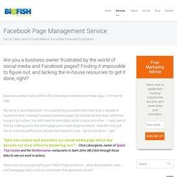 Facebook Page Management
