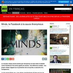 Facebook fait face à un nouveau concurrent, crypté et ouvert
