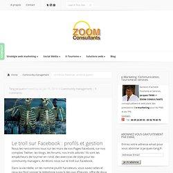 Le troll sur Facebook : profils et gestion