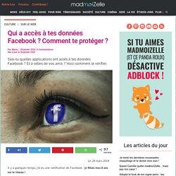 Facebook : comment protéger vos données et vérifier qui y a accès