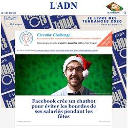 Liam Bot, le chatbot Facebook qui répond aux questions épineuses