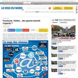 Facebook, Twitter... des géants bientôt ringards ?