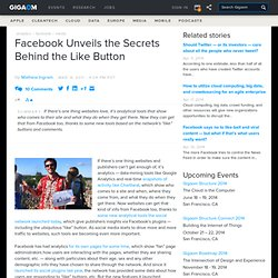 Facebook Unveils the Secrets Behind the Like Button: Tech News and Analysis «