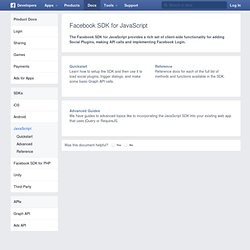 Facebook Markup Language (FBML)