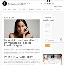 Top Facelift Plastic Surgeons Coral Gables, FL