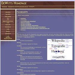 Typographische Gestaltung und Layout mit CSS
