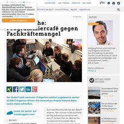 ITK-Branche: Programmiercafé gegen Fachkräftemangel - cloudmagazin