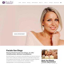 Best Facials San Diego - Beauty Kliniek