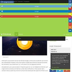 Android O permet d'ajouter facilement des sons personnalisés