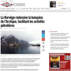 La Norvège redessine la banquise de l'Arctique, facilitant les activités pétrolières