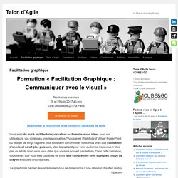 Formation à la Facilitation graphique - Talon d'AgileTalon d'Agile