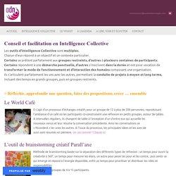 Conseil et facilitation en Intelligence Collective - www.audeladesnuages.com