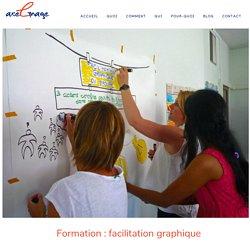 Formation : facilitation graphique - Axelmage - Les différentes formations