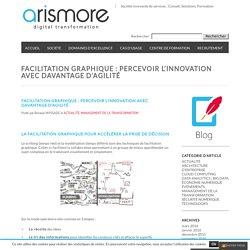 Facilitation graphique : percevoir l'innovation avec agilité