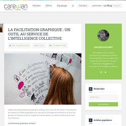 La facilitation graphique : un outil au service de l'intelligence collective - carewan - Le Blog
