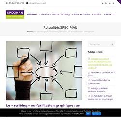 Le « scribing » ou facilitation graphique : un outil d'efficacité managériale - Speciman