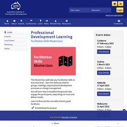 Facilitation Skills Masterclass